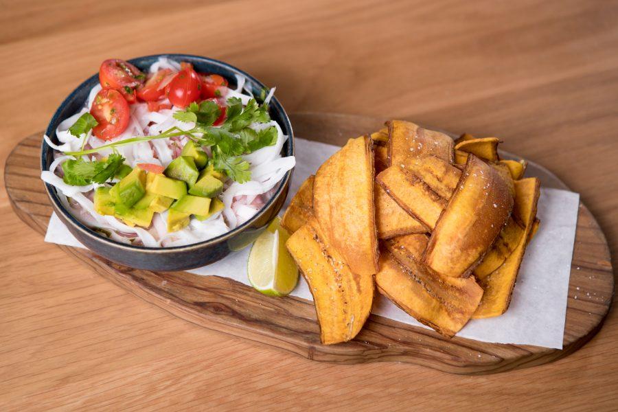 borracha food